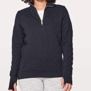 Lululemon Forever Warm Pullover Black 2